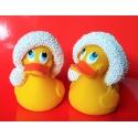 Santa claus duck Lanco