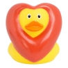 Rubber duck heart LILALU
