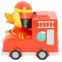 Badeend  brandweerauto  LILALU
