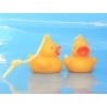 Mini keychain rubber duck S