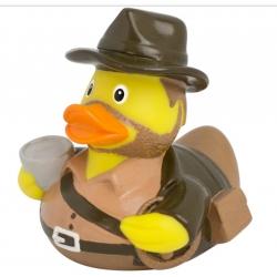 Rubber duck Indiana Jones  LILALU  Lilalu