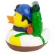Rubber duck backpacker  LILALU  Lilalu