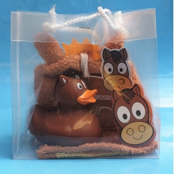 Horse bath gift bag  Giftset