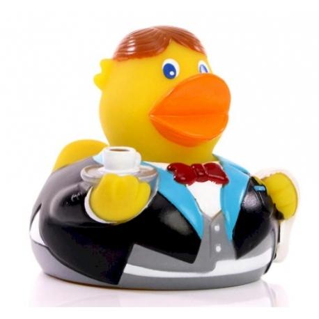 Rubber duck waiter DR  Profession ducks