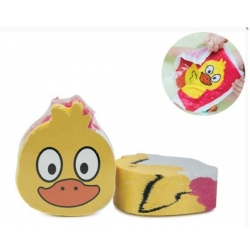 Compressed flannel Ducky  Isabelle Laurier