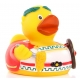 Rubber duck Italy Rome DR  World ducks
