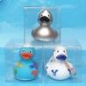 Transparent plastic box 8.5 cm