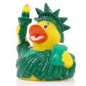 Badeend vrijheidsbeeld New York USA DR