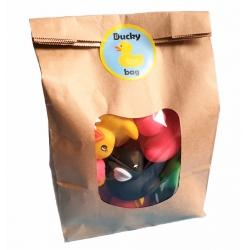 DUCKYbag Mini gummiene Farbe 2 (18 Stück)  Verpackung