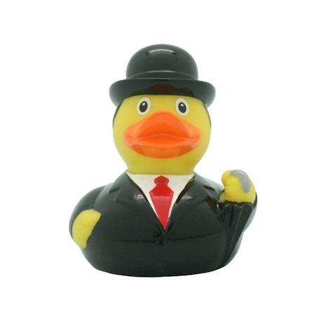Rubber Duck Gentleman LILALU  Lilalu
