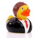 Rubber duck dark groom DR