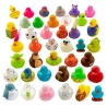 Set von 600 verschiedenen Gummi-Enten  DESIGN 3