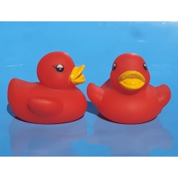 Rubber duck mini red B  Other colors