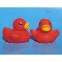 Rubber duck mini red B