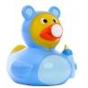 Badeend baby blauw DR