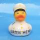 Rubber duck Captain Duckahoy! LILALU  Lilalu