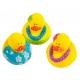 Rubber duck mini Hawai Luau (per 3)  Mini ducks