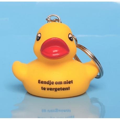 Eendje om niet te vergeten keychain  Keychains