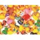 Set of 600 different ducks new design  Mini ducks