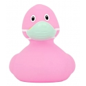 Rubber Duck face mask pink LILALU