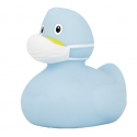 Rubber Duck face mask blue LILALU