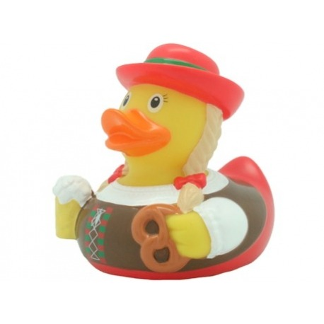 Rubber Duck October fest Bavarian style LILALU  Lilalu