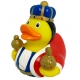 Rubber duck King LILALU  Lilalu