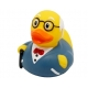 Rubber duck Grandpa LILALU  Lilalu