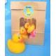 DUCKYbag Princess  Babyshower gift