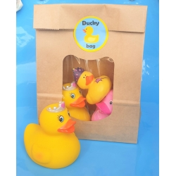 DUCKYbag Prinzessin  Pullerparty gift