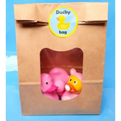 DUCKYbag Baby Girl 3 Stück  Pullerparty gift