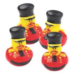 Rubber duck mini Nutcracker  Christmas