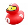 Rubber duck Racer red LILALU