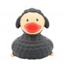 Rubber duck Sheep Black LILALU