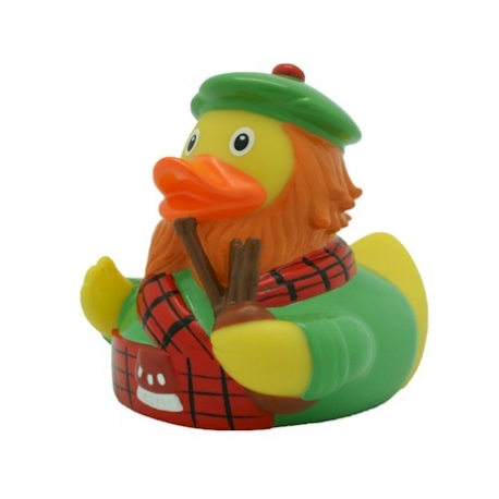 Rubber Duck Scottish LILALU  Lilalu
