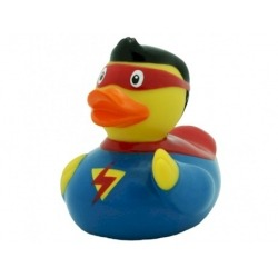 Rubber duck Superman LILALU